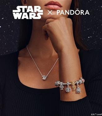 Pandora Star Wars Koleksiyonuyla Geliyor!