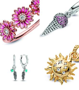 Pandora'nın Sevilen Mücevherleriyle Yazı Kutla!
