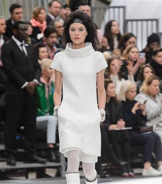 Paris Moda Haftası: Chanel Sonbahar 2017
