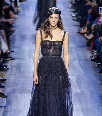Paris Moda Haftası: Christian Dior Sonbahar 2017