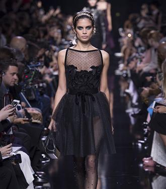 Paris Moda Haftası: Elie Saab Sonbahar 2017