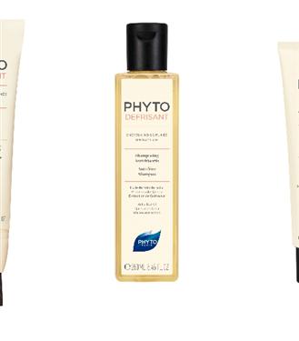 Phyto'nun Elektriklenme Karşıtı Phytodefrisant Serisi ile Saçlara Eşsiz Bakım