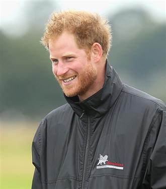 Prens Harry`nin Yeni Stili
