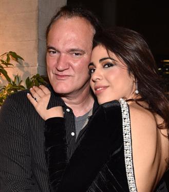 Quentin Tarantino Evlendi