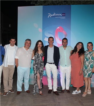 Radisson Blu Bosphorus Yaz Aylarını Muhteşem Bir Parti İle Karşıladı