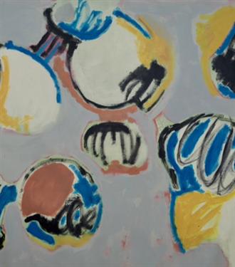 Ressam Lütfi Karaaslan'ın Industry( I4.0) Sergisine Dair