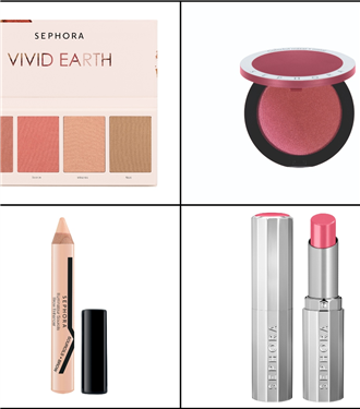Sephora Collection'dan Makyajda Pembe Tonlar