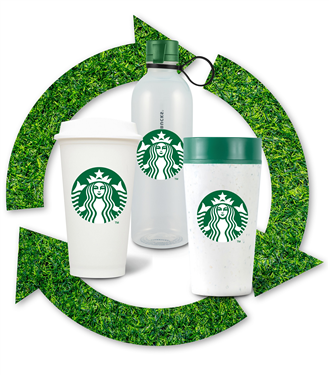 Starbucks Sürdürülebilirlik Vizyonunu Yeni Ürünleriyle Genişletti