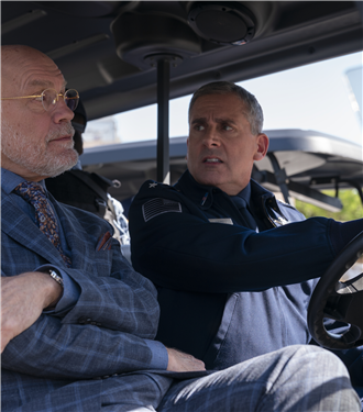 Steve Carrel ve John Malkovich'li Netflix Dizisi Space Force'tan İlk Görseller