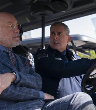 Steve Carrel ve John Malkovich'li Netflix Dizisi Space Force'tan İlk Görseller