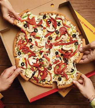 Terra Pizza Lezzetlerine Artık WhatsApp'tan Ulaşmak Mümkün!