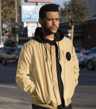 The Weeknd H&M Koleksiyonu