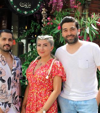 Türk ve Lübnan Mutfağı Arada'da Bir Arada!