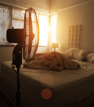 Vantilatör İle Uyumanın Zararları