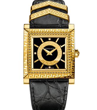 Versace saatleri 25. yılını kutluyor