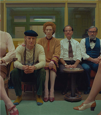 Wes Anderson'dan Yeni Film: The French Dispatch