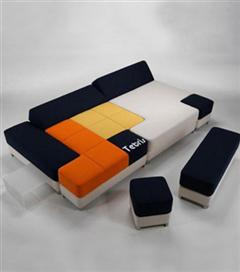 Yaratıcı 20 koltuk tasarımı