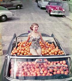 1950'lerin Amerika'sından Farklı Kareler