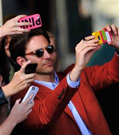 2013`ün en akılda kalan Selfie fotoğrafları