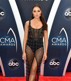 2018 Country Müzik Ödülleri Kırmızı Halı