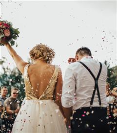 2018'in Renkli Düğün Trendleri
