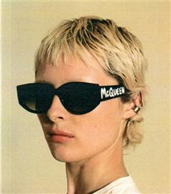Alexander McQueen'den Graffiti Koleksiyonu