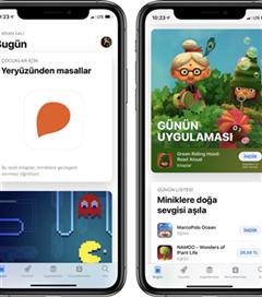 App Store, İçeriklerini 23 Nisan'a Özel Olarak Çocuklar İçin Güncelledi