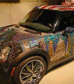 Araba giydirme sanatı