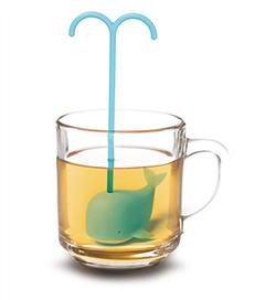 Çay sevenler için esprili süzgeçler