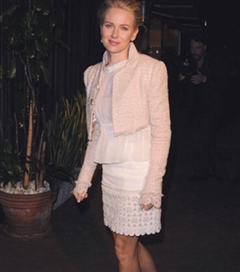 Chanel ve Charles Finch Pre-Oscar partisinden...