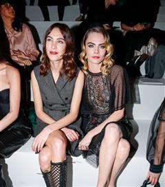 Dior Defilesinin Ön Sıradaki Ünlü Davetlilerinin Stilini Mercek Altına Alıyoruz