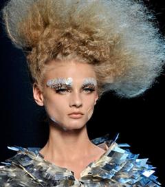 Dior Haute Couture Saç ve Makyaj