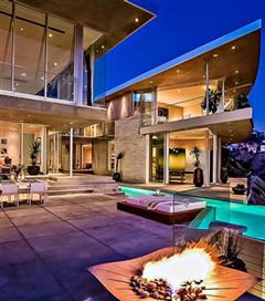 DJ Avicii`nin muhteşem evi