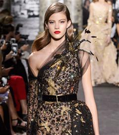 Elie Saab 2016 Couture Defilesi