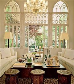 Elie Saab`ın Beyrut`taki evi
