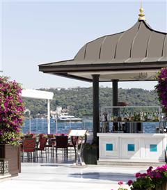 Four Seasons Hotel Bosphorus'ta Müzikli Geceler