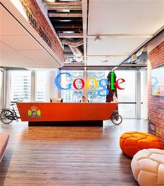 Google`ın motive edici ofisleri