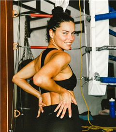 Günün Spor İlhamı: Adriana Lima