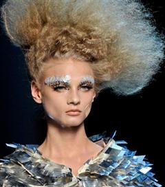 Haute Couture Saç ve Makyajları