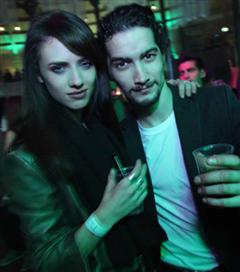 HTC Sensation XL Londra Roundhouse Parti