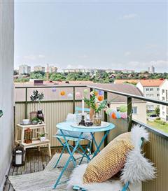 İlham Veren Balkon Dekorasyonları