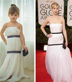 Instagram Fenomeni 5 Yaşındaki Küçük Modacı