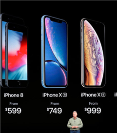 iPhone Xs, iPhone Xs Max ve iPhone Xr Özellikleri
