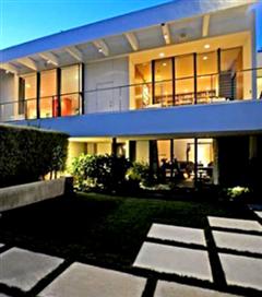 Jennifer Aniston`ın evi