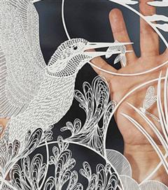 Kağıt Kesme Sanatının Etkileyici Hali