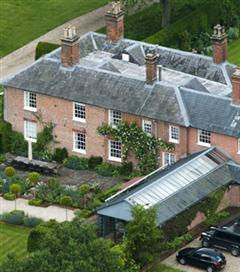 Kate Middleton`ın ailesinin evi