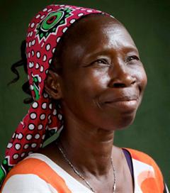 Kenya'nın Anne Yüzleri