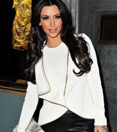 Kim Kardashian`ın Los Angeles`taki evi