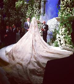 Lady Gaga'nın Sahne Aldığı 10 Milyon Dolarlık Düğün
