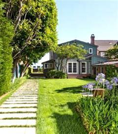 Leonardo di Caprio`nun Malibu`daki evi